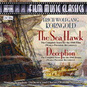 Erich Wolfgang Korngold: The Sea Hawk; Deception