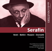 Serafin: Overtures and Preludes