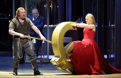 <em>Götterdammerung</em>, Munich Festival Opera
