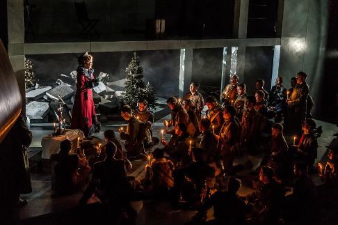 Sinead Mulhern and cast of Silent Night by Kevin Puts - Wexford Festival Opera 2014 - photo by Clive Barda.png