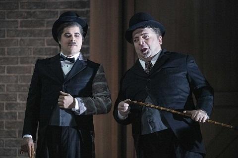 Sparafucile (Oleg Budaratskiy) and Rigoletto (Nikoloz Lagvilava).jpg