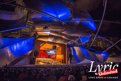 Stars of Lyric Opera 2017, Millennium Park, Chicago