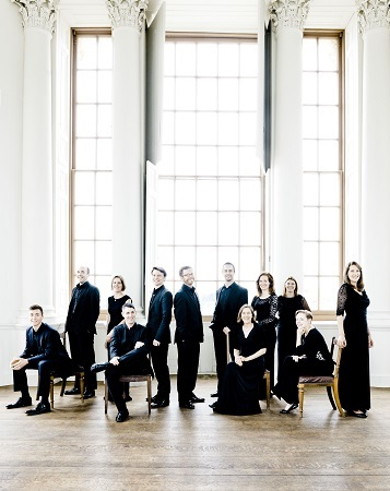 <em>Oriana, Fairest Queen</em>: Stile Antico at Wigmore Hall