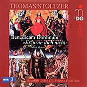 Thomas Stoltzer.  Psalm Motets