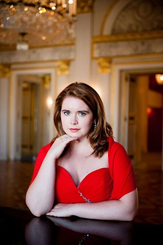 Tara Erraught, James Baillieu and Ulrich Pluta at the Wigmore Hall