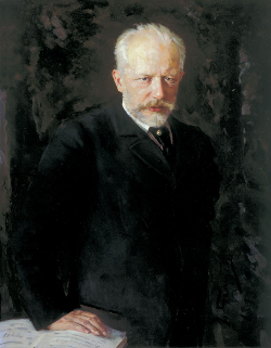 Pyotr Ilyich Tchaikovsky by Nikolay Kuznetsov [Source: Wikipedia]