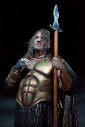 Bryn Terfel as Wotan [Photo: Ken Howard/Metropolitan Opera]