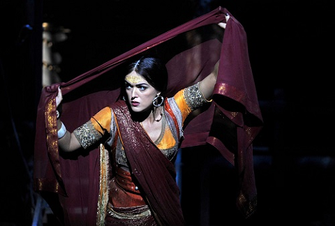 English National Opera, <em>The Pearl Fishers</em>