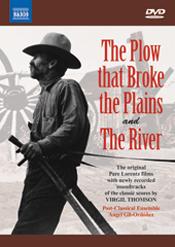 Virgil Thomson: The Plough That Broke The Plains • The River