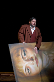 Stephen Gould as Paul [Photo by Bill Cooper courtesy of The Royal Opera House]