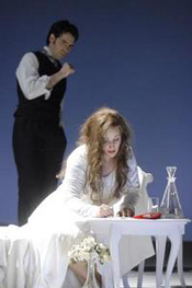 Roxana Briban and Ismael Jordi (La Traviata, Volksoper, 16 May 2007)