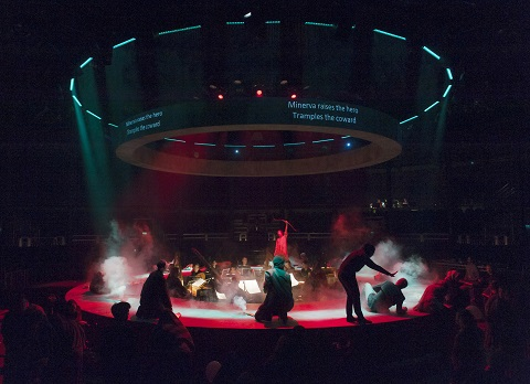 ROH's <em>The Return of Ulysses</em> at the Roundhouse