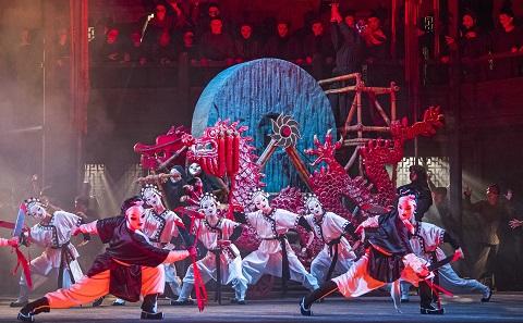 <em>Turandot </em>, Royal Opera House, Covent Garden