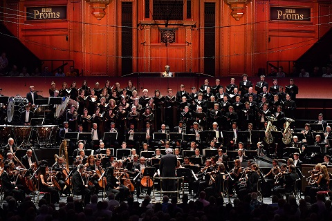 Prom 68: Sergei Prokofiev, Dmitri Shostakovich, Peter Illych Tchaikowsky, Valery Gergiev, Mariinsky Orchestra and Chorus, Royal Albert Hall, London, 3rd September 2017