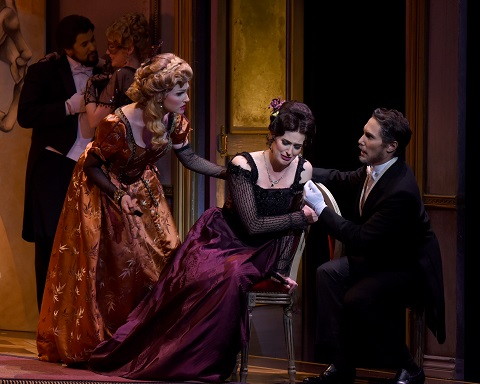 Violetta (Amanda Kingston) Flora Bervoix (Christina Pezzarossi) and Sr. Grenvil (Colin Ramsey).jpg