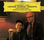 Rachmaninov and Glinka: Lieder • Songs • Chants