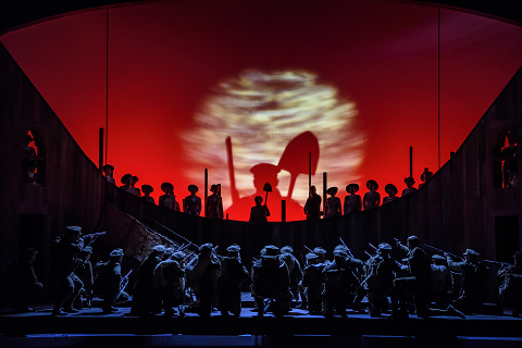 <em>In Parenthesis</em>, Welsh National Opera