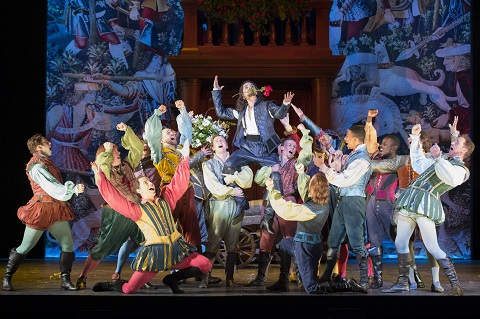 <em>Kiss Me, Kate</em>: Welsh National Opera at the Birmingham Hippodrome