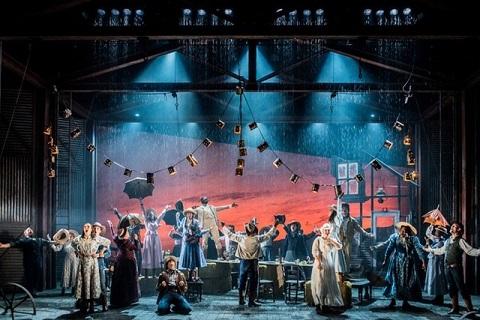 Grange Park Opera 2018