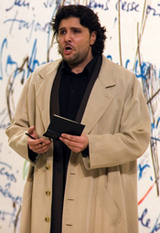 Massimo Giordano as Werther [Photo courtesy of Bayerische Staatsoper]