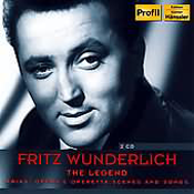 Fritz Wunderlich: The legend