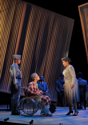 A scene from Shadowboxer [Photo courtesy of University of Maryland -- College Park]