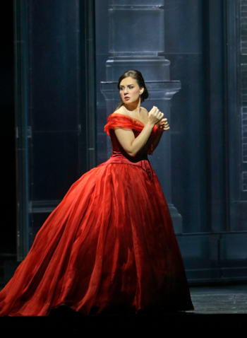Sonya Yoncheva as Desdemona in Verdi's