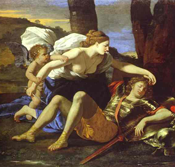 Renaud and Armide (Nicolas Poussin)