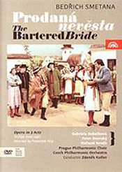 Bedrich Smetana: The Bartered Bride