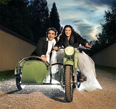 Cecilia Bartoli and Rolando Villazón
