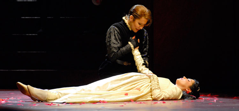 Staying in? Free Streaming I CAPULETI & MONTECCHI  Vincenzo Bellini. Anna Netrebko & Joyce DiDonato Paris Opera