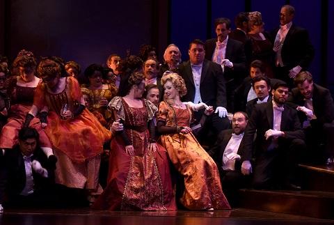 San Jose Opera, <em>La traviata</em>