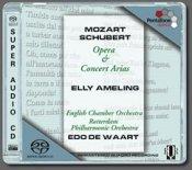 WOLFGANG AMADEUS MOZART/FRANZ SCHUBERT: Opera & Concert Arias