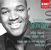 Lawrence Brownlee: Lieder & Song Recital