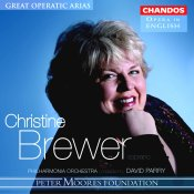 Great Operatic Arias, Vol. 17 — Christine Brewer