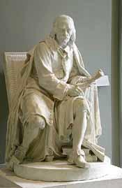 Pierre Corneille (1606 - 1684) by Jean-Jacques Caffiere (Musée du Louvre)
