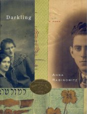 Cover image of Darkling: A Poem by Anna Rabinowitz (2001, Tupelo Press)