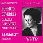Gaetano Donizetti: Roberto Devereux
