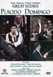 Placido Domingo – Great Scenes