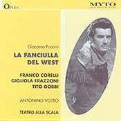Giacomo Puccini: La Fanciulla del West
