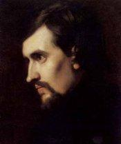 Charles Gounod by Henri Lehmann, 1841
