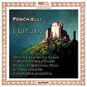 Amilcare Ponchielli: I Lituani
