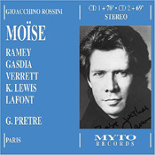 Gioachino Rossini: Moïse