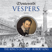 Claudio Monteverdi: Vespers – The complete 1610 publication.