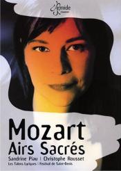 Mozart —  Airs Sacrés