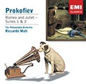 Sergei Prokofiev, Romeo and Juliet, Suites 1 & 2; Ottorino Respighi, Pini di Roma