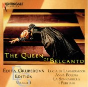 Edita Gruberová — The Queen of Belcanto Volume I