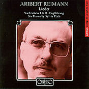Aribert Reimann: Lieder.