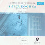 Nicolai Rimsky-Korsakov: Snegurochka