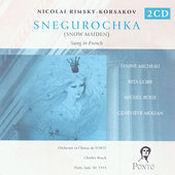 Nicolai Rimsky-Korsakov: Snegurochka